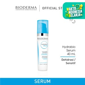 Bioderma Hydrabio Serum Moisturizing Concentrate 40ml