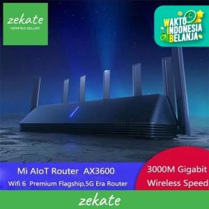Xiaomi AX3600 AIoT Router Wifi 6 5G Wifi6 600Mb Dual-Band 2976Mbs