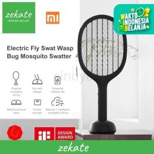 Xiaomi Solove P1 Electric Mosquito Swatter Raket Nyamuk Listrik