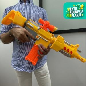 Mainan Anak Laki Laki Tembakan Senjata Soft Bullet X Gun Blaster