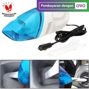 VACUUM CLEANER HIGH POWER PORTABLE UNTUK INTERIOR MOBIL VAKUM