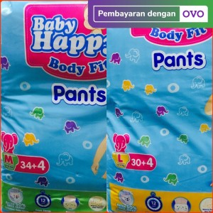 Baby Happy Body Fit Pants M-34/L-30 - L