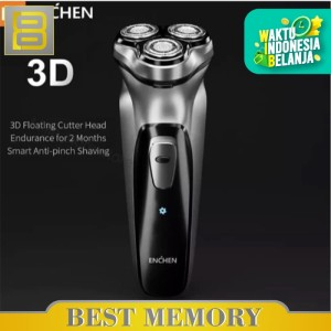 Enchen Blackstone 3D Electric Shaver Razor - unit saja