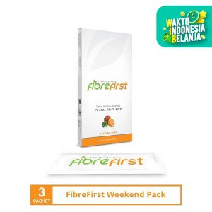 FibreFirst Weekend Pack