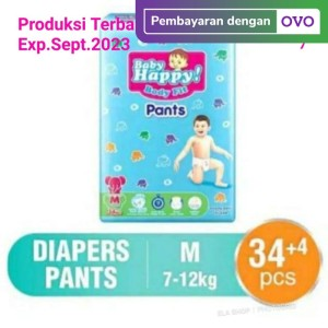 Baby Happy Pants M34
