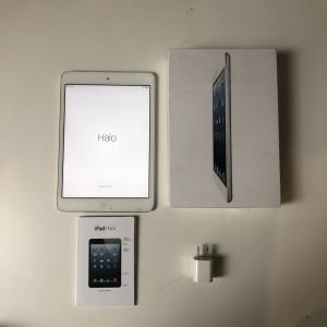 Apple iPad Mini 1 Wifi 64GB White Second