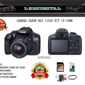 CANON 1300D 18-55MM / CANON 1300D KIT 18-55