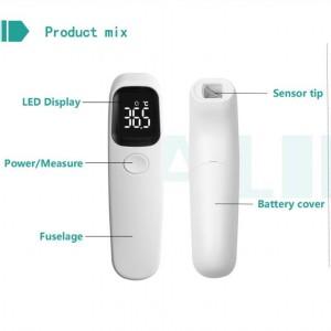 Thermometer Infrared / Thermogun Non Contact / Alat Ukur Suhu