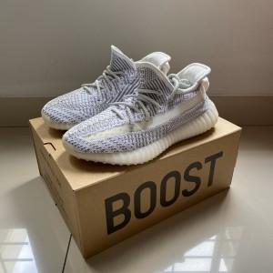 Adidas Yeezy Boost 350 V2 Static White US 9.5 BNIB