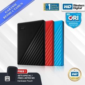 WD My Passport Ultra 2TB eksternal hardisk
