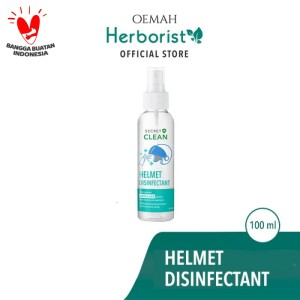 Secret Clean Helmet Disinfectant - 100ml