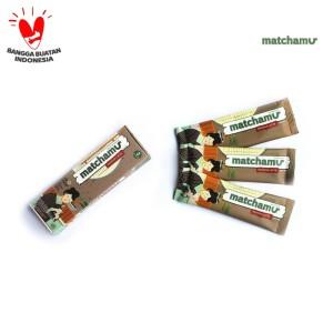 Matchamu Hojicha Latte Box of 3
