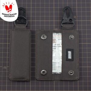 Gantungan Kunci Mobil Motor Carabiner Dompet STNK Slim DS32