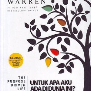 The Purpose Driven Life - Edisi Revisi (Rick Warren)