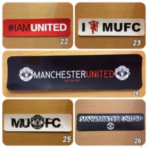 stiker manchester united