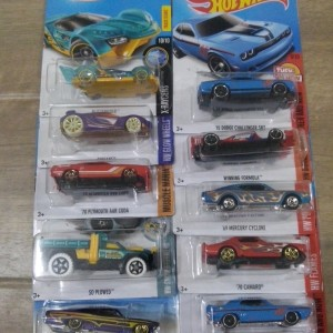 Hotwheels Paket murah 10 pcs