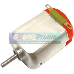 Motor DC 1-6volt mini / miniatur dinamo listrik (3v = 17000-18000 rpm)