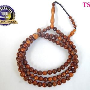 TS8511 Tasbih kayu kokka / kokkah / koka / kokah / kauka