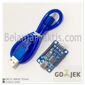 XBee USB Adapter (Bonus USB Cable) for Arduino