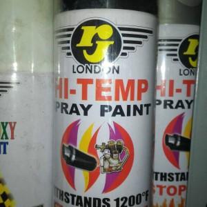 Cat Pylox Rj Hi Temp (Black/Silver)