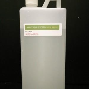 VEGETABLE GLYCERIN / GLYSERIN / VG (1 kg)
