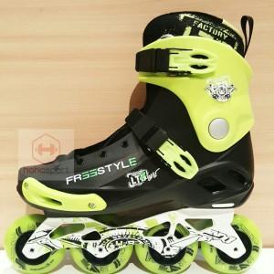 Sepatu Roda Freestyle FRSE One - Black