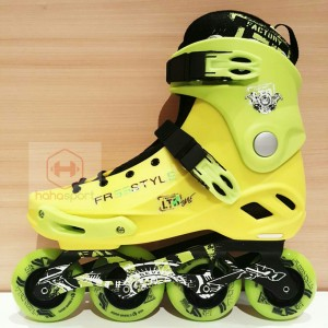 Sepatu Roda Freestyle FRSE One - Yellow