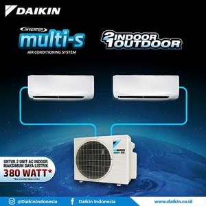 AC Daikin Multi S 1/2 PK & 3/4 PK