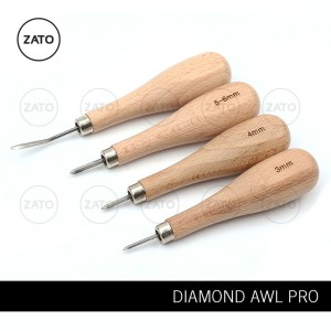 Leather stitching Awl JAPAN | leather tool | leather tools