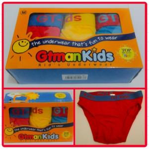Celana Dalam / CD anak laki-laki GT Man GTKL-Kids