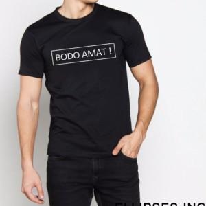 Tumblr Tee / T-Shirt / Kaos Bodo Amat