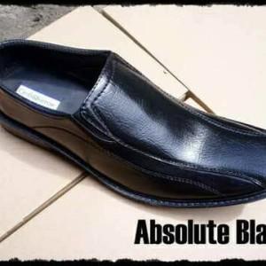 Pantofel Absolute Black