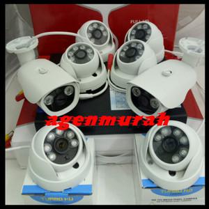 Paket CCTV 8CH FULL HD 4MP KOMPLIT TINGGAL PASANG