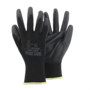 Safety Jogger Glove Multitask Black and White 4131
