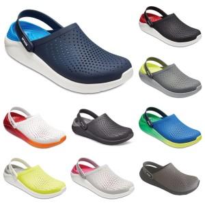 (9 Color!) Sandal Crocs Pria Literide Classic Clog Original Original