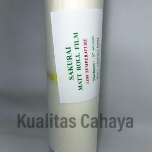 Plastik laminating SAKURAI doff 330