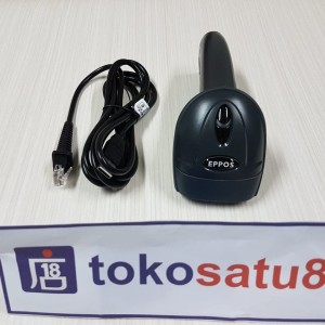 Barcode Scanner EPPOS EP1020M/EP 1020M/EP-1020 (USB)