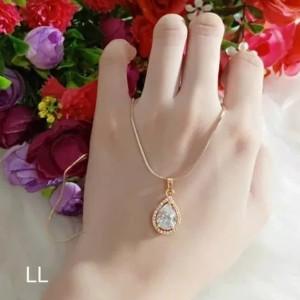 kalung lapis emas 24k