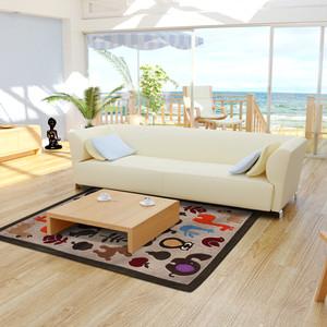 Karpet Handtuft Ready High Quality Animal Mewah 160x240 cm