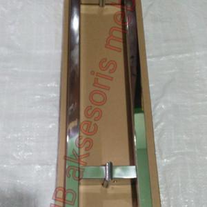 PULL HANDLE KOTAK STAINLESS 60 cm / TARIKAN PEGANGAN PINTU RUMAH 60cm