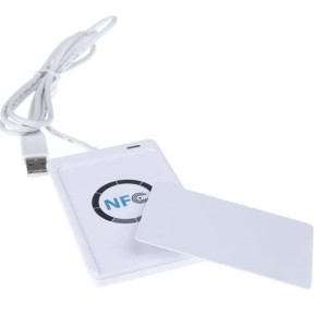 ACR122u USB NFC Reader Writer 13.56Mhz RFID Copier Duplicator