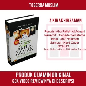 Zikir Akhir Zaman Abu Fatiah Al Adnani