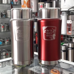 New! Limited Stock Soup Jar Thermos 1.0L Zebra made in Thailand
