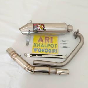 KNALPOT kawahara klasik SATRIA FU FI GSX TIGER GL MP CB150R CBR