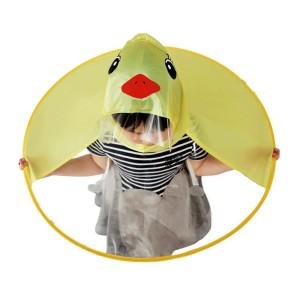 CHILDREN DUCK RAIN COAT UFO | JAS HUJAN ANAK BEBEK UFO | BEST SALE