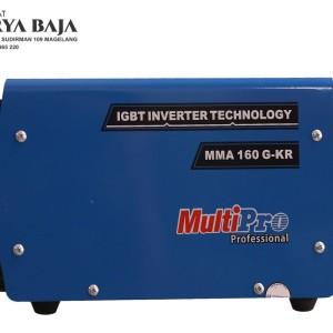 Mesin Las Inverter MULTIPRO MMA 160 G-KR