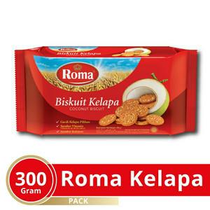 biskuit roma kelapa 300 gr