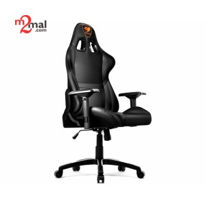 Kursi Gaming Chair Cougar Armor All Black