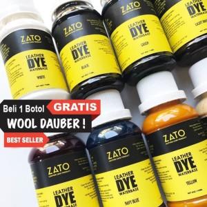 Zato Leather dye PRO | Pewarna Kulit | leather tool | leather tools