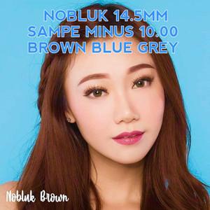 ORIGINAL Softlens Nobluk Brown (Coklat)